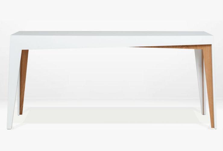 Aparador Fortuna Branco ~ Aparador Oculta Studio Clami Branco Designer Assinado Sala Estar