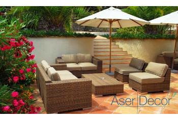 Móveis Área Externa Varanda Jardim Piscina