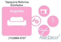 Reforma de Estofados Augusta Tapeçaria Alto Padrão