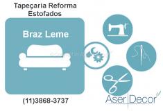 Reforma de Estofados Braz Leme Tapeçaria Alto Padrão