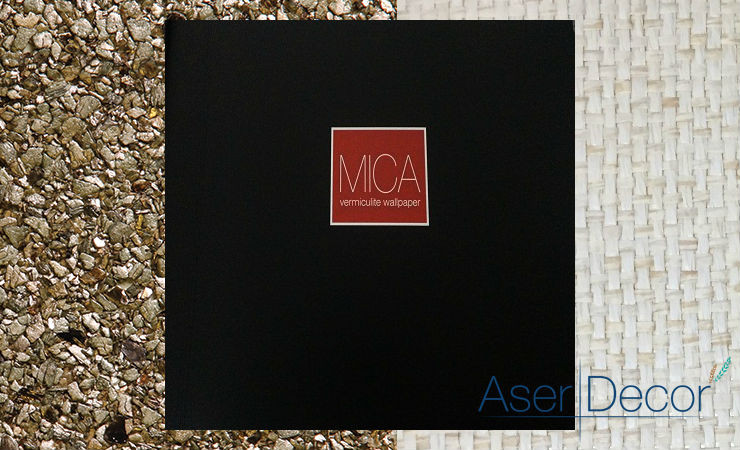 Mica Vermiculite Wallpaper ()