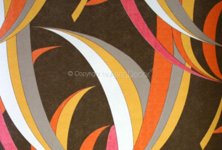 Esporte Tileable Papel De Parede Colorido: Papel De Parede Bilbao Abstrato Colorido 1521