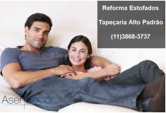 Reforma de Estofados Barra Funda Tapeçaria Alto Padrão