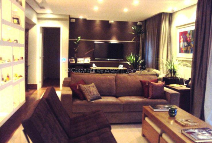 Design Sala Apartamento Brookling Designer Fátima Brito