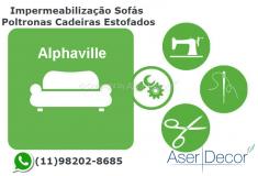 Impermeabilização Cadeiras Alphaville Tecidos Protegidos