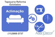 Reforma de Estofados Aclimação Tapeçaria Alto Padrão