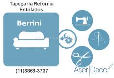 Reforma de Estofados Berrini Tapeçaria Alto Padrão