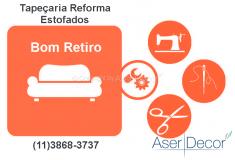 Reforma de Estofados Bom Retiro Tapeçaria Alto Padrão