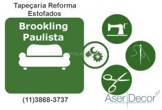 Reforma de Estofados Brooklin Paulista Tapeçaria Alto Padrão
